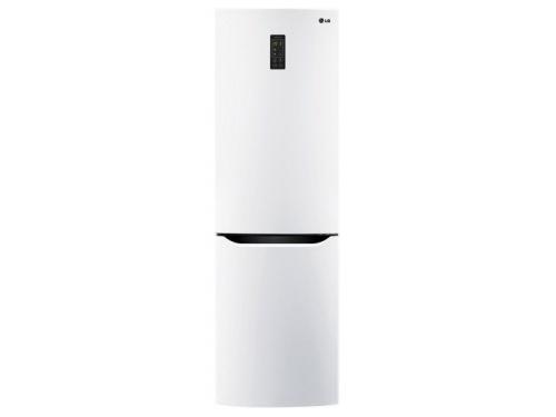 Холодильник LG GA-E409 SQRL, белый, вид 1