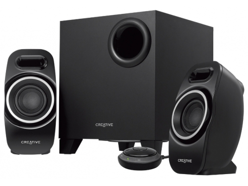 Компьютерная акустика Creative T3250 Wireless, черная, вид 2