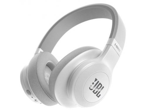 Гарнитура для телефона JBL E55BT, белая, вид 4