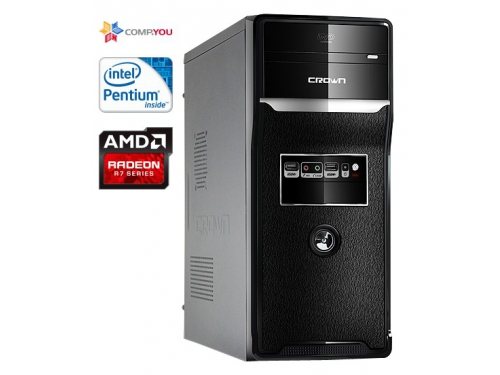Системный блок CompYou Home PC H575 (CY.470447.H575), вид 1