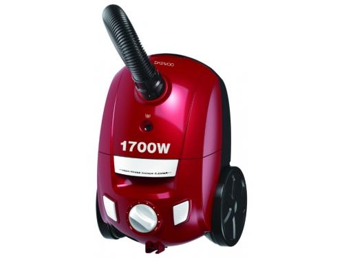 Пылесос Daewoo Electronics RGJ-210R, красный, вид 1
