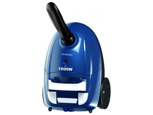 Пылесос Daewoo Electronics RGJ-220S, синий, вид 1
