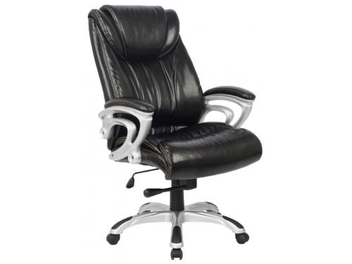 Компьютерное кресло College HLC-0505, черное экокожа, вид 1