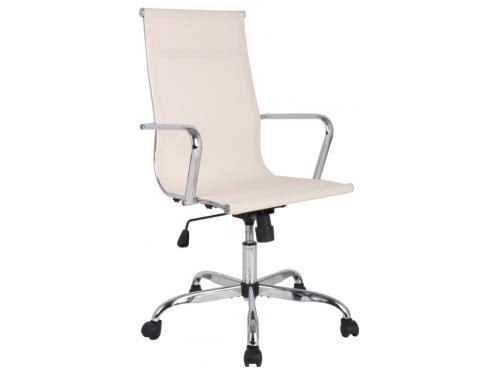 Компьютерное кресло College H-966F-1, бежевое, вид 1