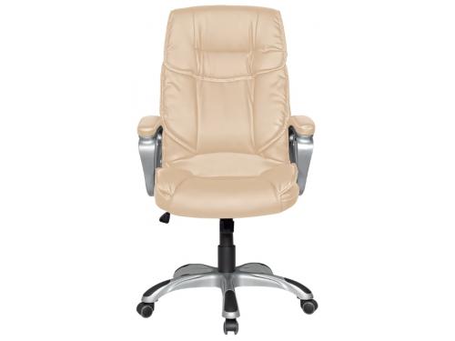 Компьютерное кресло College XH-2002, бежевая экокожа, вид 2