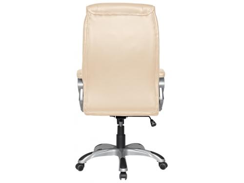 Компьютерное кресло College XH-2002, бежевая экокожа, вид 4