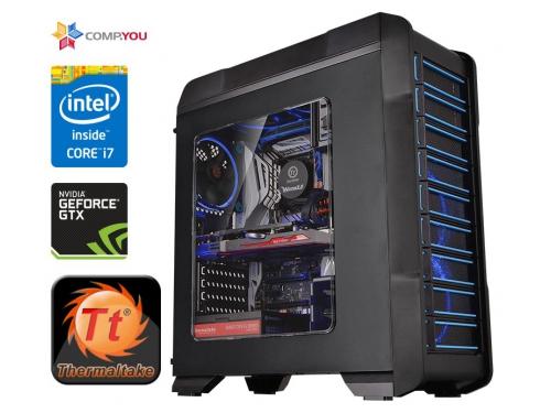 Системный блок CompYou Game PC G777 (CY.540683.G777), вид 1