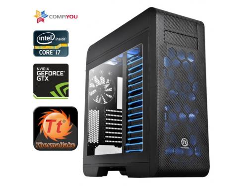 Системный блок CompYou Game PC G777 (CY.537054.G777), вид 1
