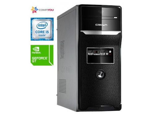 Системный блок CompYou Home PC H577 (CY.536081.H577), вид 1