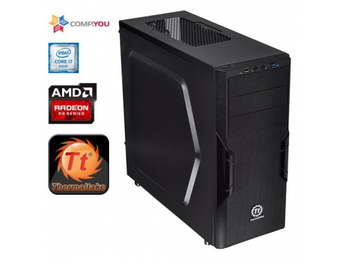Системный блок CompYou Home PC H575 (CY.520641.H575), вид 1