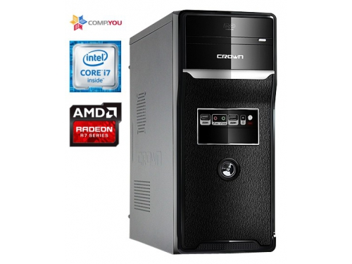 Системный блок CompYou Home PC H575 (CY.470025.H575), вид 1