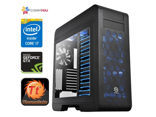 Системный блок CompYou Game PC G777 (CY.363478.G777), вид 1