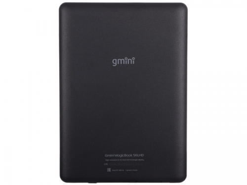 Электронная книга Gmini MagicBook S6LHD, графит, вид 2
