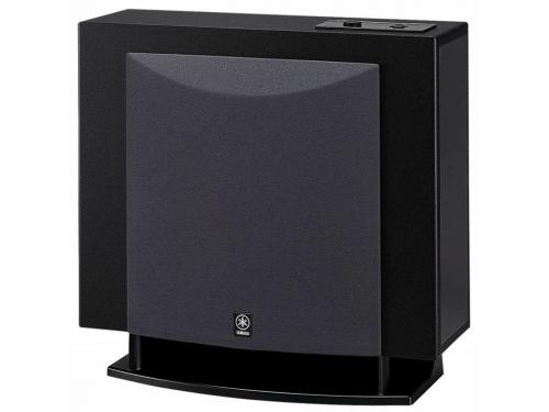 Акустическая система Yamaha YST-FSW100, черная, вид 1