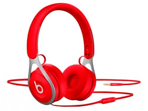 Beats EP On-Ear, красная