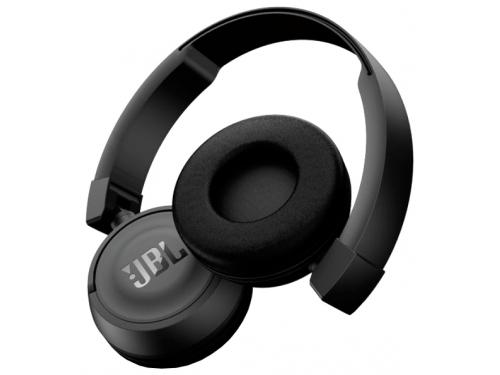 Наушники JBL T450BTBLK, черная, вид 1