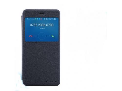 Чехол для смартфона Nillkin Sparkle для Huawei Nova (T-N-HN-009), чёрный, вид 1