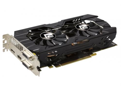 Видеокарта Radeon PowerColor Radeon R9 380 918Mhz PCI-E 3.0 4096Mb 5700Mhz 256 bit 2xDVI HDMI HDCP (AXR9 380 4GBD5-PPDHEV2), вид 2