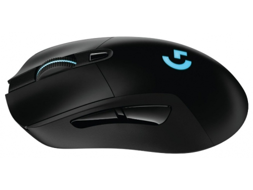 Мышь Logitech G403 Prodigy wired, черная, вид 1