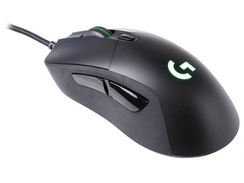 Мышь Logitech G403 Prodigy wired, черная, вид 2