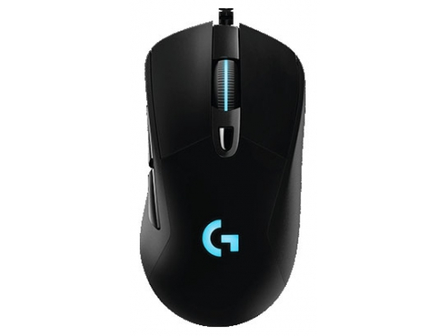 Мышь Logitech G403 Prodigy wired, черная, вид 3