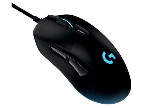 Мышь Logitech G403 Prodigy wired, черная, вид 7