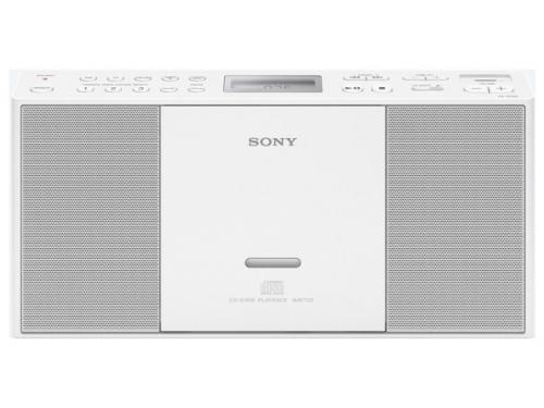 Магнитола Sony ZS-PE60/WC, белая, вид 1