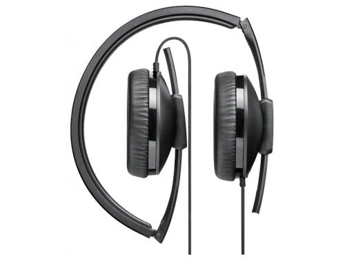 Наушники Sennheiser HD 2.10, черные, вид 4