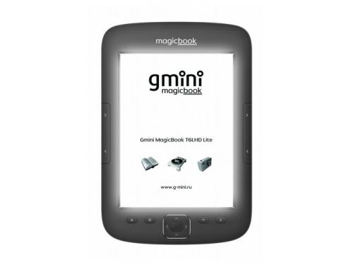 Электронная книга Gmini MagicBook T6LHD Lite серая, вид 1