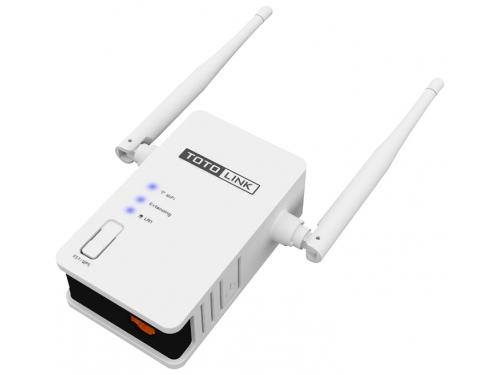 Роутер Wi-Fi Усилитель сигнала Totolink Ex300, вид 1