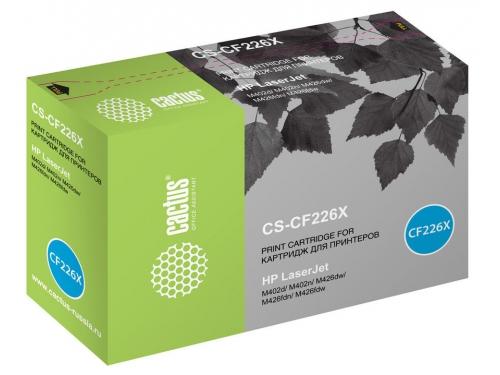 Картридж для принтера Cactus CS-CF226X, черный, вид 2