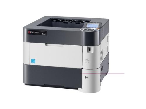 Принтер лазерный ч/б Kyocera ECOSYS P3060dn, вид 1