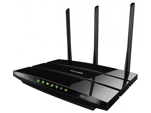 Роутер WiFi TP-Link Archer C59 AC1350, вид 1