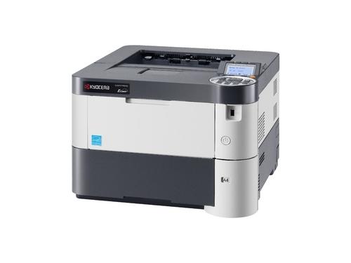 Принтер лазерный ч/б Kyocera ECOSYS P3045dn (настольный), вид 2