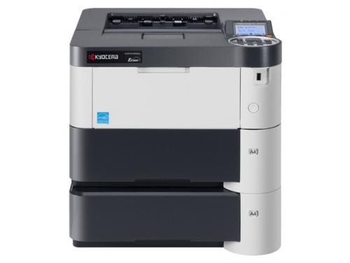 Принтер лазерный ч/б Kyocera ECOSYS P3045dn (настольный), вид 3
