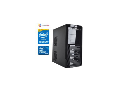 Системный блок CompYou Office PC W170 (CY.340016.W170), вид 1
