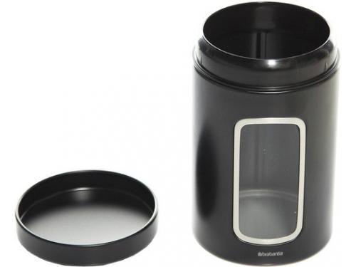 Контейнер для продуктов Brabantia 333521 черный, вид 1
