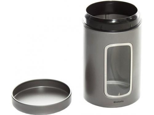 Контейнер для продуктов Brabantia 288425 темно-серебристый, вид 1