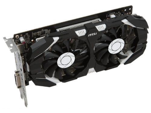 Видеокарта GeForce MSI GeForce GTX 1050 (2GT LP), вид 7