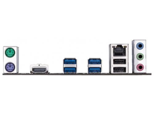 Материнская плата Gigabyte GA-Z270P-D3 (Soc-1151, DDR4 DIMM,  ATX, USB 3.0), вид 3