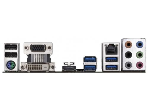 Материнская плата Gigabyte GA-H270-HD3 (Soc-1151, H270, DDR4, ATX, SATA3), вид 3