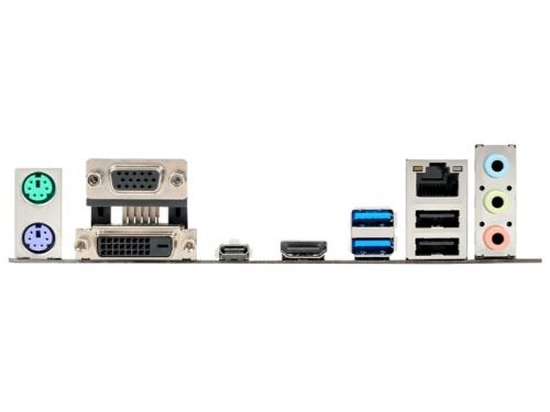 Материнская плата Asus Prime H270M-Plus (Soc-1151, H270, DDR4, mATX, SATA3, LAN-Gbt USB 3.1), вид 3