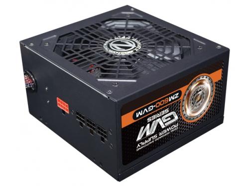 Блок питания Zalman ZM600-GVM 600W (12 cm fan, 80 Plus Bronze), вид 2