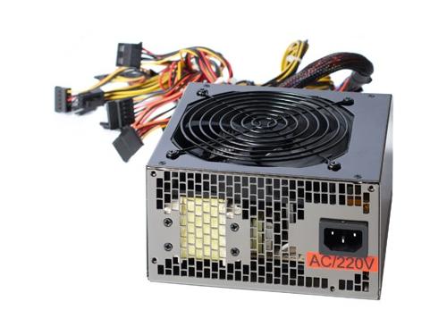 Блок питания компьютерный ExeGate ATX-700PPX (700 Вт, 135 мм fan), вид 1