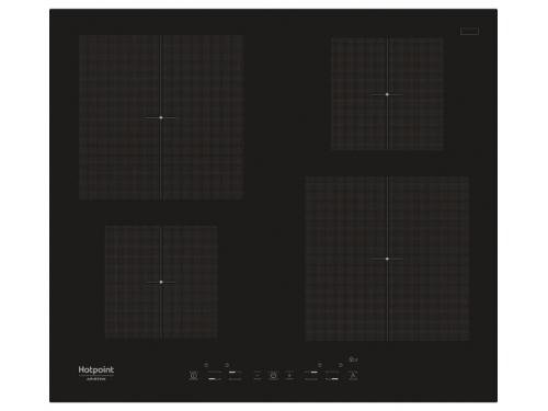 Варочная поверхность Hotpoint-Ariston KIA 640 C, черная, вид 1