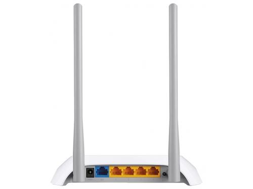 Роутер WiFi TP-LINK TL-WR840N, вид 3