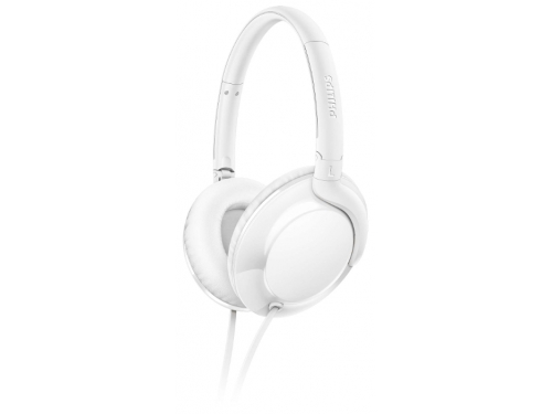 Наушники Philips SHL 4600WT/00, белые, вид 1