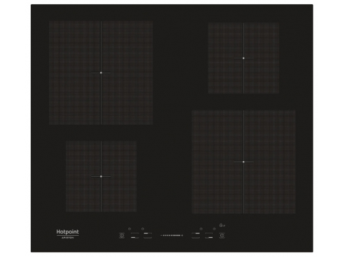 Варочная поверхность Hotpoint-Ariston KIS 640 C, черная, вид 1