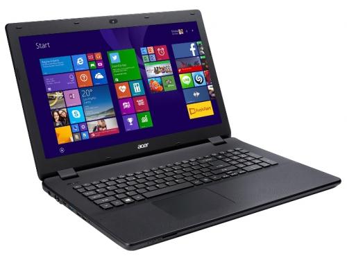 Ноутбук Acer Aspire ES1-731-C50Q NX.MZSER.032, черный, вид 2