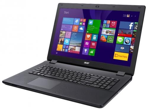 Ноутбук Acer Aspire ES1-731-C50Q NX.MZSER.032, черный, вид 3
